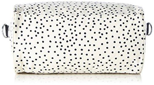 KiplingAmiel - Borsa a mano Donna Multicolore (Soft Dot)