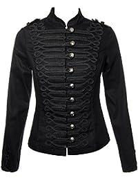 H&R Veste Militaire - Officier (Noir)