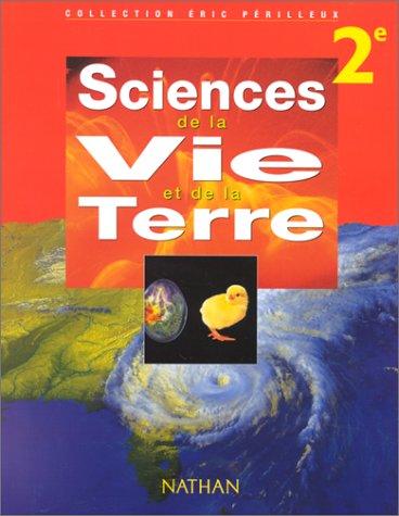Sciences de la vie et de la terre, élève, édition 2000