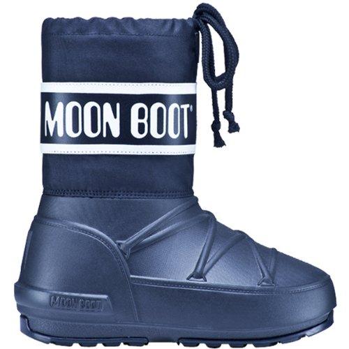 Tecnica - Moon Boot, Stivali da neve Unisex, Blu (blu), 31-32 EU