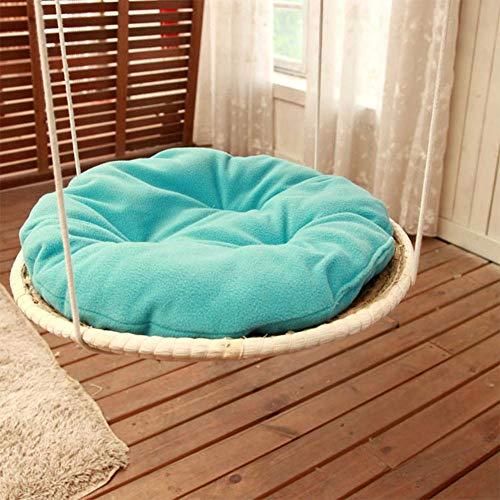 Letto amaca gatto, animale domestico rimovibile cuscino non tossico accogliente letto arrampicata in paglia cuscino appeso morbido amaca appesa amaca letto arrampicata per gatto da giocare
