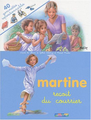 Martine reçoit du courrier