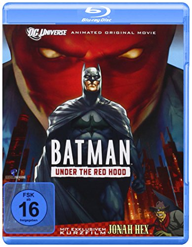 Batman - Under the Red Hood [Blu-ray]