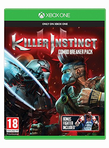 Killer Instinct Combo Breaker (Xbox One) UK IMPORT