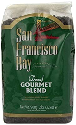 San Francisco Bay Organic Rainforest Blend Whole Bean Coffee, 908g