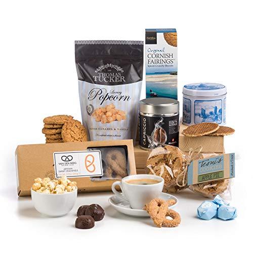 Hay Hampers - Coffee Break - Coffee Lovers Hamper Gift Box - FREE UK Delivery