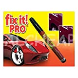 FIX IT PRO est un stylo révolutionnaire Avec une simple application, il va faire disparaitre toutes les rayures de votre voitures, moto scooter etc... S'utilise sur toutes marques et toutes couleurs de véhicule Très simple d'utilisation, secouez éner...