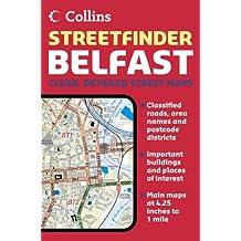 Belfast Streetfinder Colour : 1/15 000