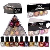 CP Trendies 10 pieces nail polish set SPARKLING STARS