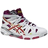 Asics - Gel Sensei 5 MT - Couleur: Blanc-Rouge - Pointure: 39.0
