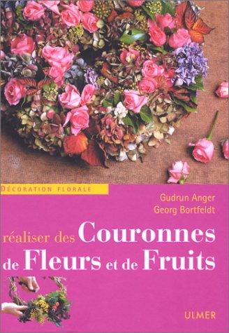 Réaliser des couronnes de fleurs et de fruits
