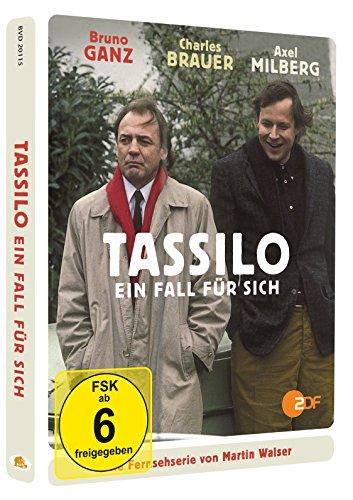 Tassilo - Ein Fall für sich (3DVD Digipack)