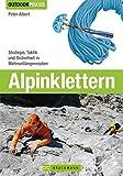 Alpinklettern - Das große Praxisbuch für alle Wintersport-Liebhaber mit umfassenden Informationen zu Kletter-Ausrüstung, Grundlagen, Risiken und Routen in den Alpen. (Outdoor Praxis)
