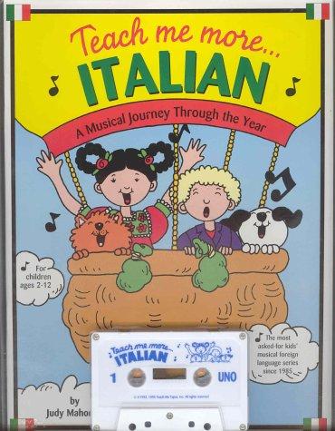 Teach me more...italian