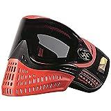 Empire E-Flex Paintballmaske Red-Black, limited Edition