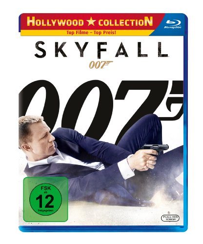 20th Century Fox Home Entertainment James Bond 007 - Skyfall [Blu-ray]