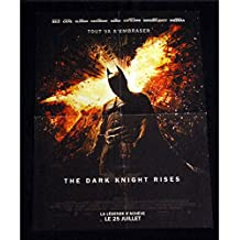 Batman The Dark Knight Rises Póster de película 40x 60–2012–Christopher Nolan
