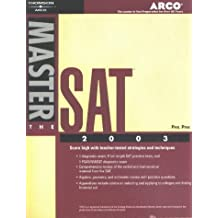 Master the Sat 2003