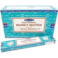 Räucherwerk Nag Champa Money Matrix - x1 preisvergleich bei billige-tabletten.eu