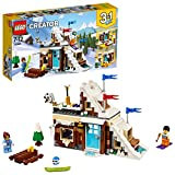 #5: Lego 31080 Creator Modular Winter Vacation