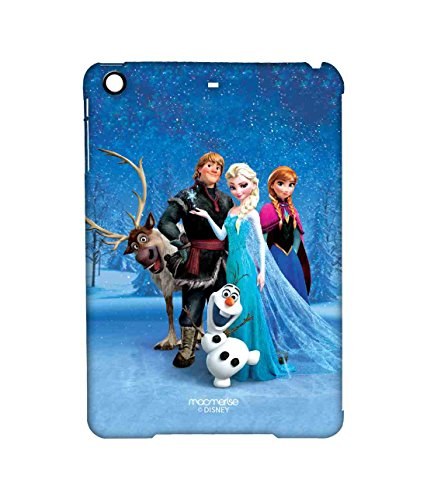 Macmerise Licensed Disney Elsa, Anna, Olaf, Frozen Pro Case for iPad Mini 1/2/3
