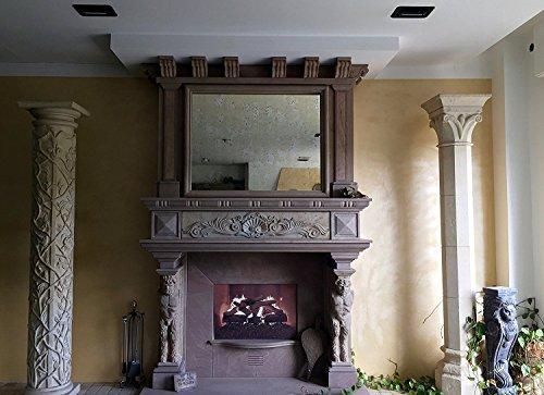 cadre-revetement-de-cheminee-classique-modele-poseidon