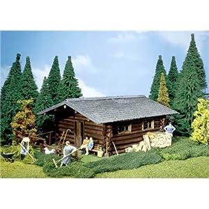 POLA 331722  - Cabaña de troncos Importado de Alemania