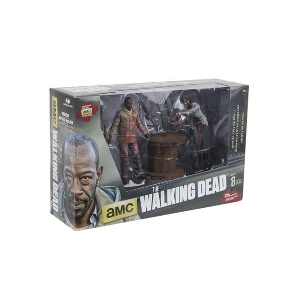 MC Farlane - Pack Walking Dead - TV Survival Morgan Diorama 13cm - 0787926145151 1