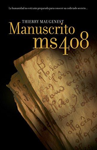Manuscrito ms 408 por Thierry Maugenest