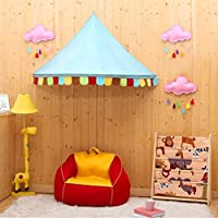 Bed Canopy, Outad Rainbow Child Bed Canopy Children
