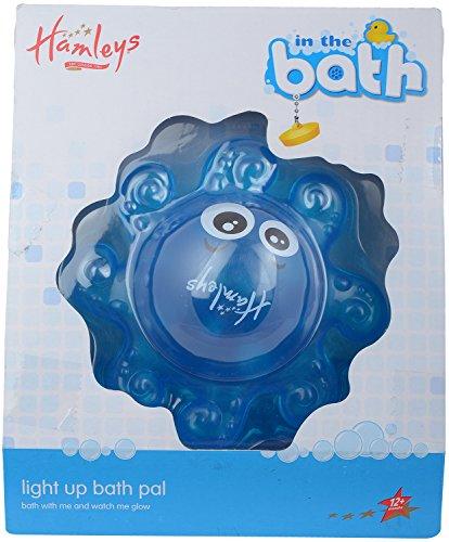 Hamleys  Light Up Octopus Bath Toy, Blue