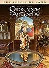 Reines de sang - Constance d'Antioche 01