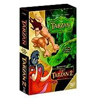 Tarzan / Tarzan 2 [3 DVDs]