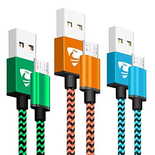 Yosou Cable Micro USB [3-Pack