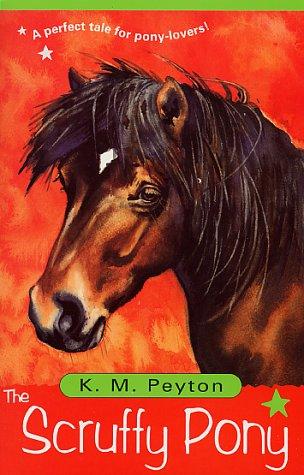 The scruffy pony