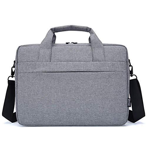 YouN Laptoptasche/Handtasche mit Reißverschluss, 39,6 cm (15,6 Zoll), wasserfest