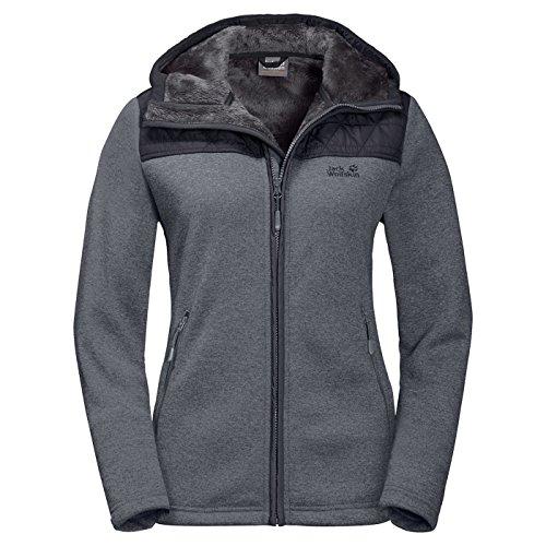 Jack Wolfskin Pacific Sky Jacket Women pebble grey