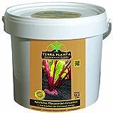 Terra Planta - Schwarze Erde (Terra Preta) - natürliches Pflanzenerdenkonzentrat mit mikrobiologisch aktiver Pflanzenkohle.