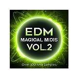EDM Magical Midis Vol. 2 - Over 100 Midi Melodies for EDM Production  Bild