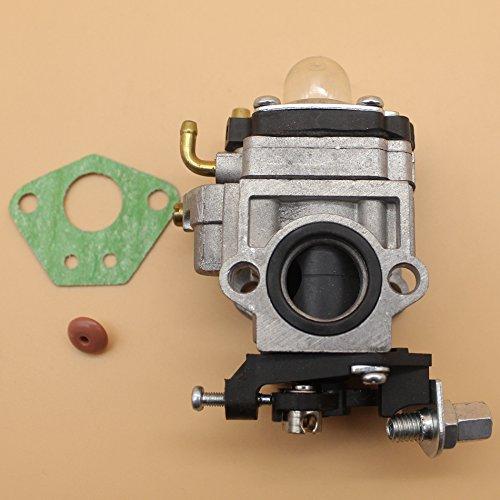 15mm Vergaser für Mitsubishi TL43TL52TU43TU5240cc 43CC 49cc Engine Motor Heckenschere Trimmer Brush Cutter mini-choppers ATV Bike