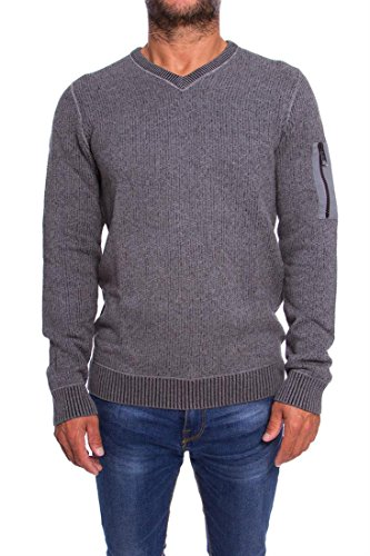 CALVIN KLEIN - Pull - Homme gris gris S d'occasion  Livré partout en Belgique