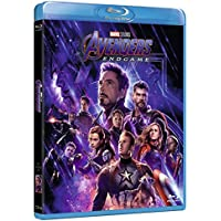 Marvel Avengers endgame bluray