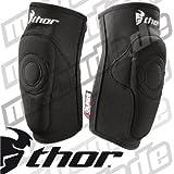Thor Static Ellenbogenschützer - schwarz: Größe Ellenbogenschützer: L / XL