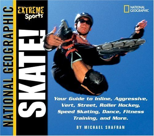 Skate-roller Aggressive (Skate! Your Guide to Blading, Aggressive, Vert, Street, Roller Hockey, Speed and More by Michael Shafran (2003-05-01))