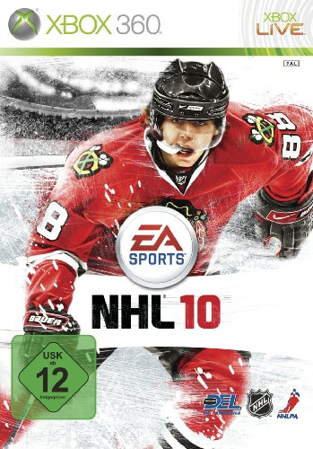 NHL 10 - 360-nhl Xbox