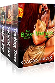 The Beast Masters Series (Collection One Bundle) by [Hawk, Reagan]