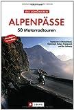 Die schönsten Alpenpässe: 50 Motorradtouren - Rudolf Geser