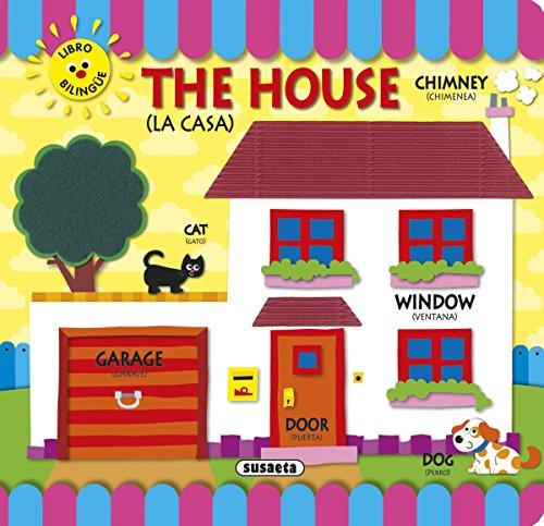 The house-la casa (Mi primer libro bilingüe)