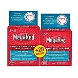 Best aceite de krill - Megared Omega 3 - Aceite de Krill Complemento Review