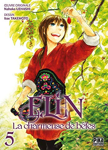 Elin la Charmeuse de Bêtes Edition simple Tome 5